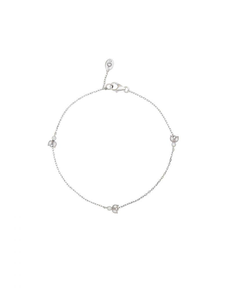 Leaves Chain Bracelet