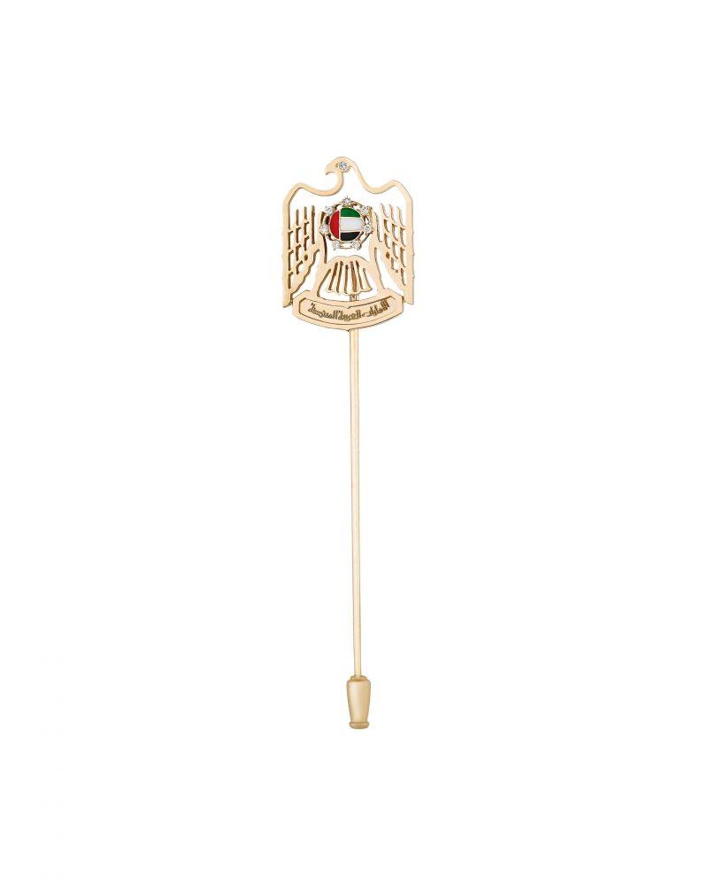 UAE Emblem Lapel Pin