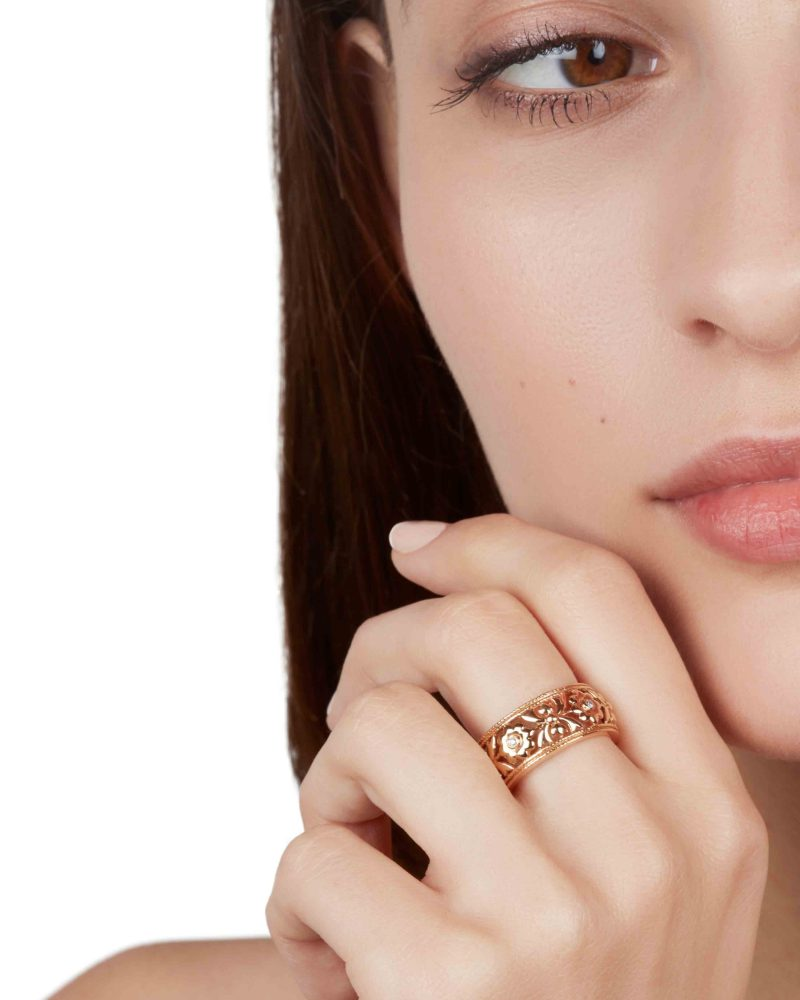 Ingrained Ring