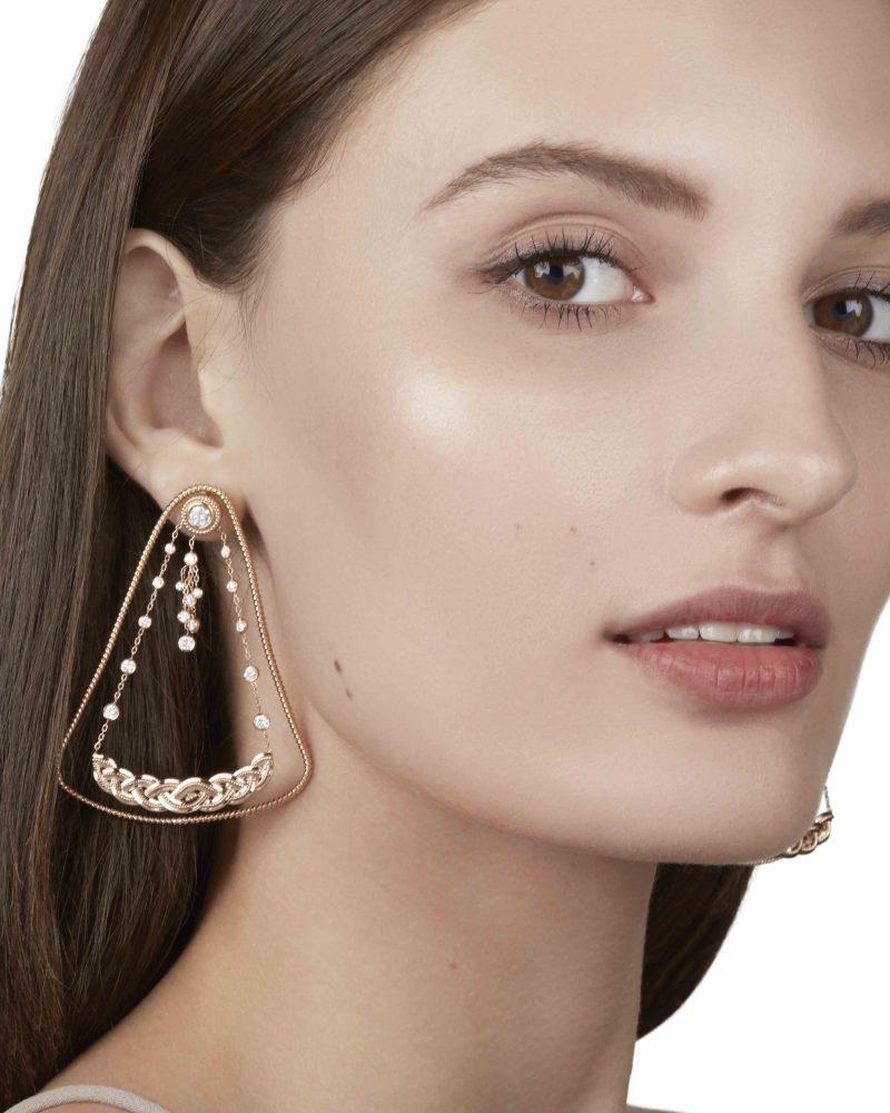 Festive Diamonds Earrings