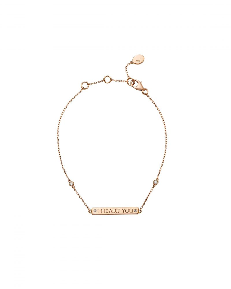 I Heart You Bracelet