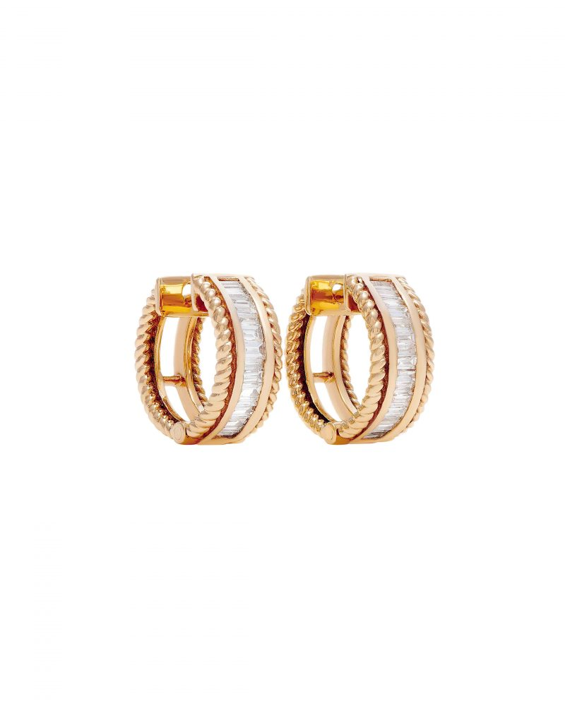 Thirty Four Earring